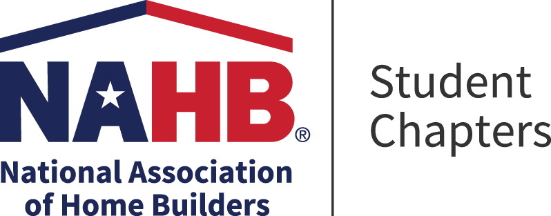 National Association of Home Builders Student Chapters Logo